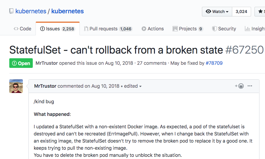 My final post regarding the flaws of Docker / Kubernetes and their eco-system