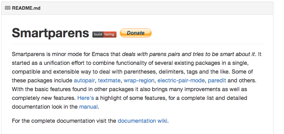 Why are Emacs packages such a disaster?   Smash Company