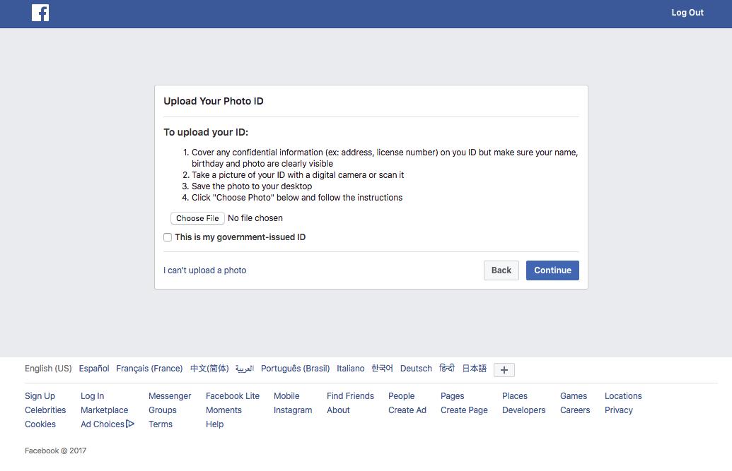 Facebook Wont Let Me Deactivate My Account