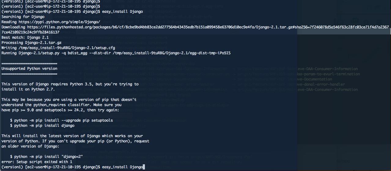 Python distutils local install — photo 2